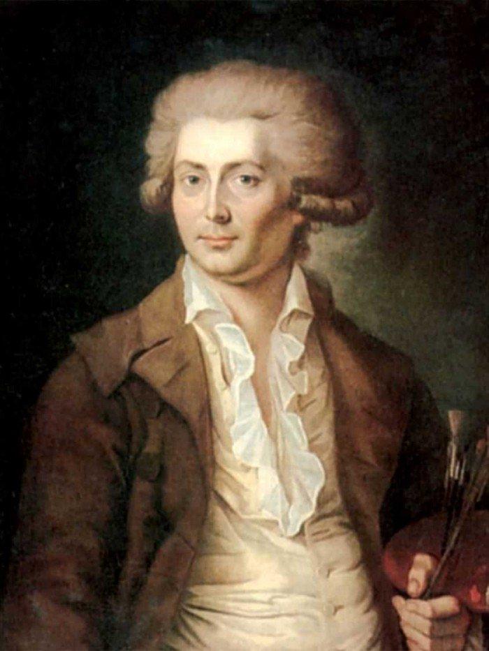 Портрет художника С. Ф. Щедрина