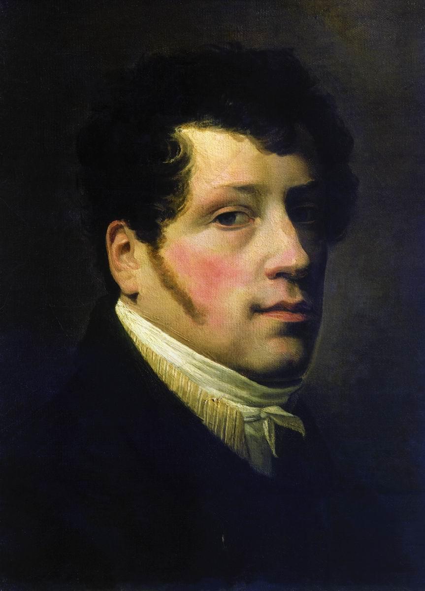 Портрет художника  Сильв. Ф. Щедрина