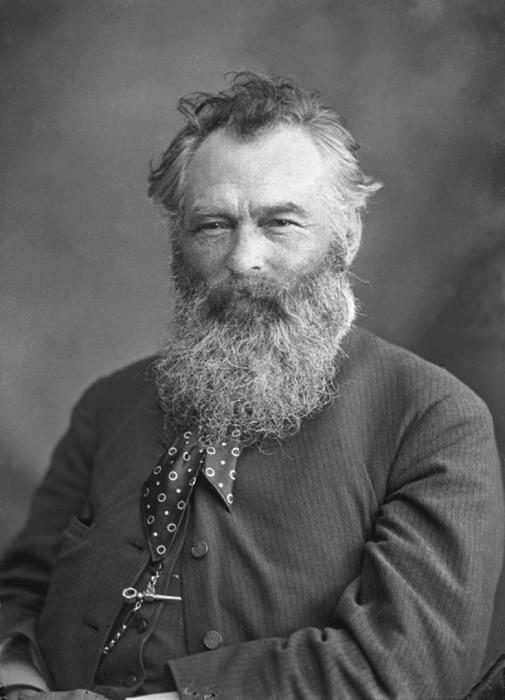 Портрет художника И. И. Шишкина