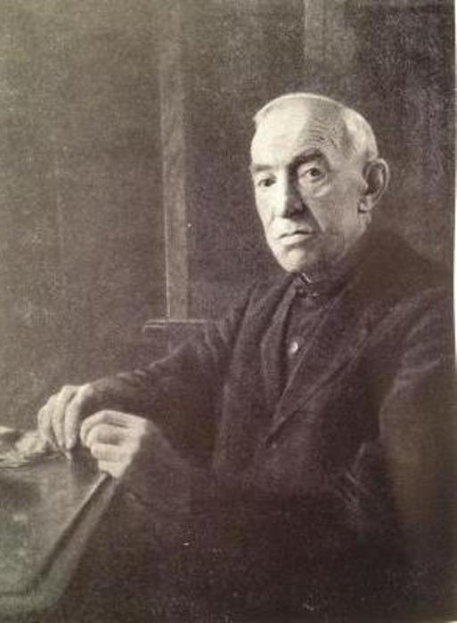 Художник Н. П. Крымов