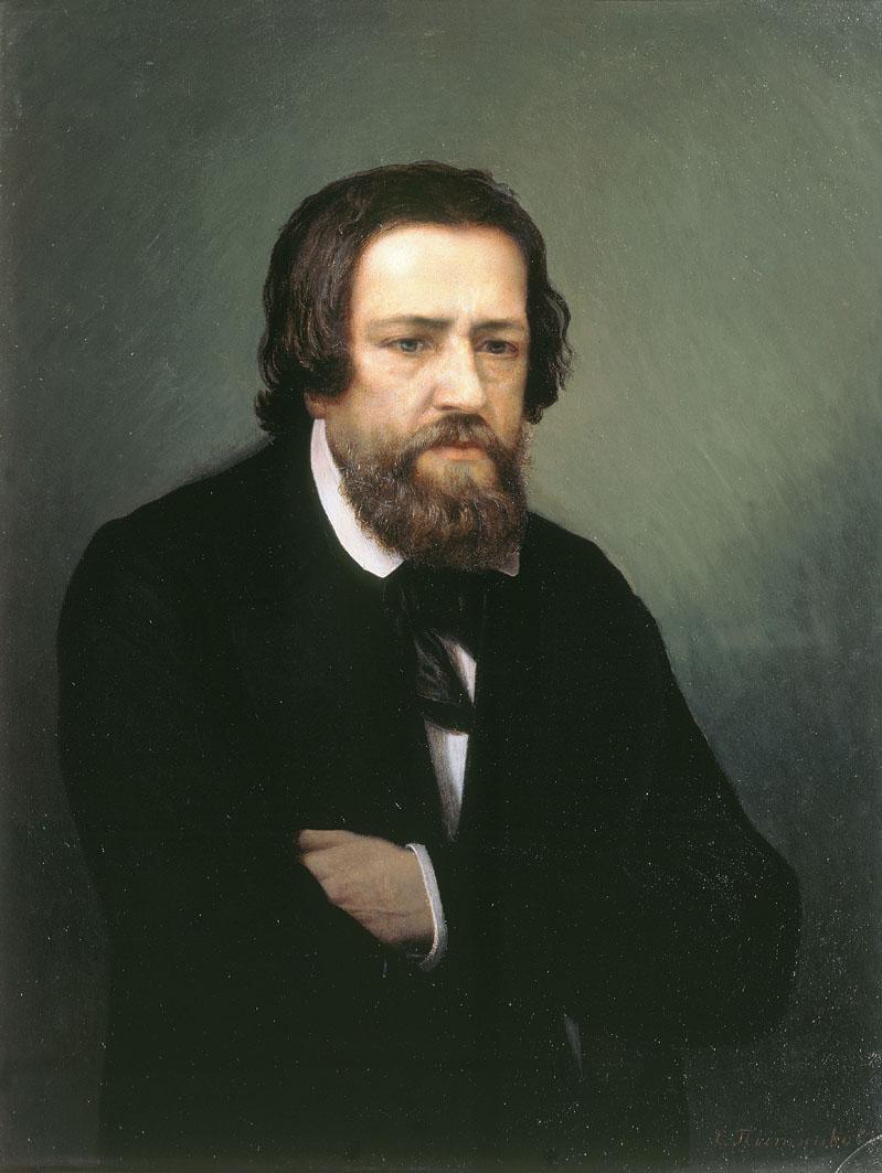 Художник А. А. Иванов